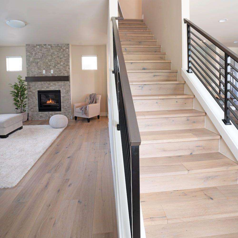engineered wood flooring Berkeley grey oak